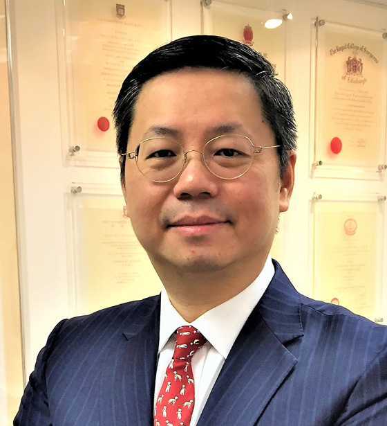 Dr Leung Yiu Lam, Simon � Specialist in Urology